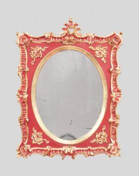 Miroir fin XIXème siècle