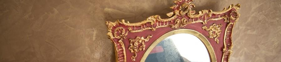 Vente Miroirs Anciens Valenciennes - Palissandre